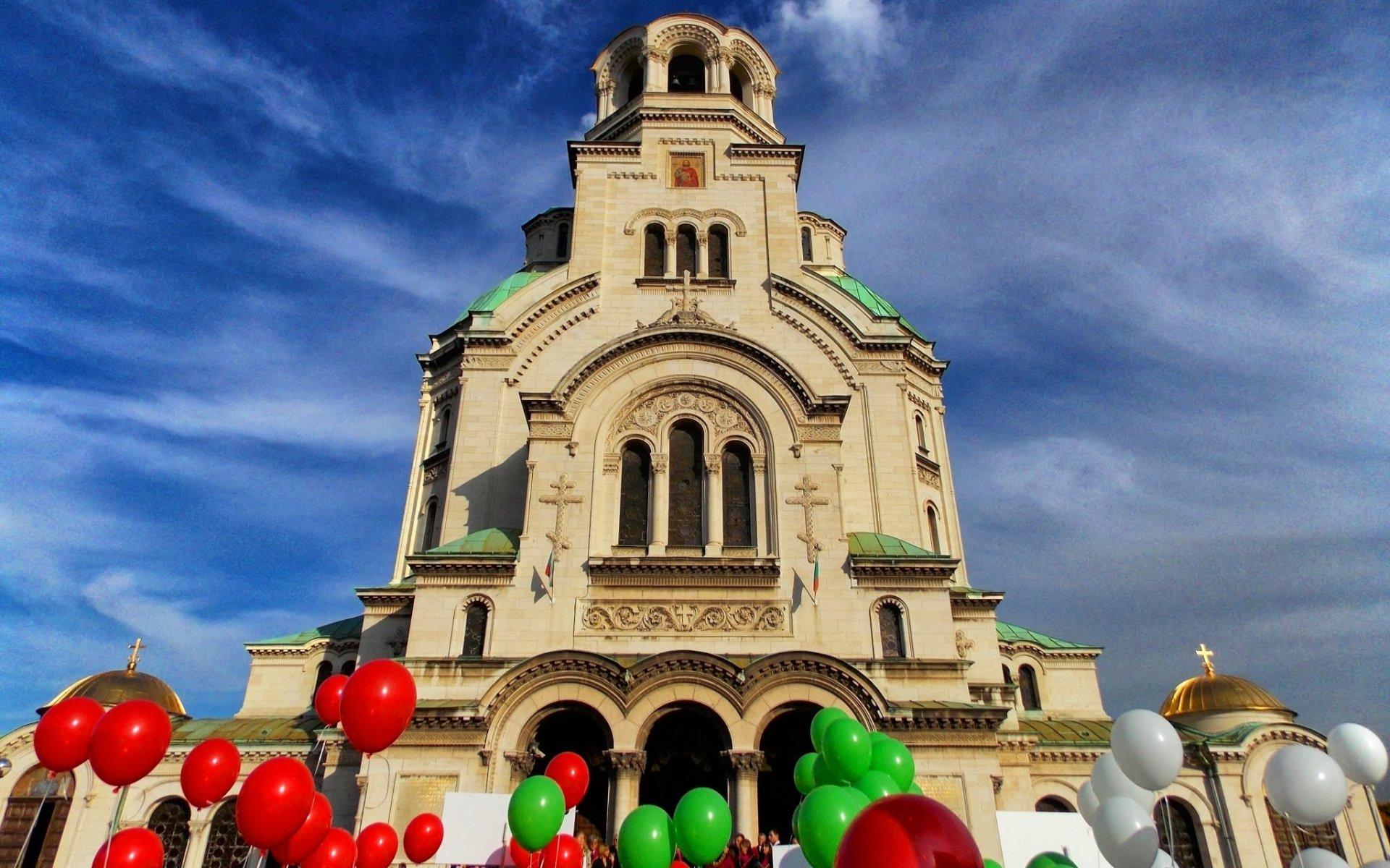 Religious - Alexander Nevsky Cathedral, Sofia  Wallpaper
