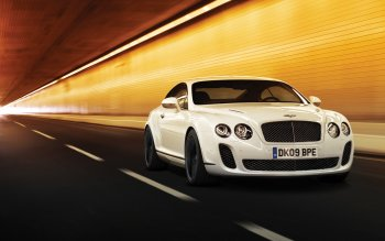 Vehicles - Bentley Continental Supersports Wallpapers and Backgrounds ID : 481777