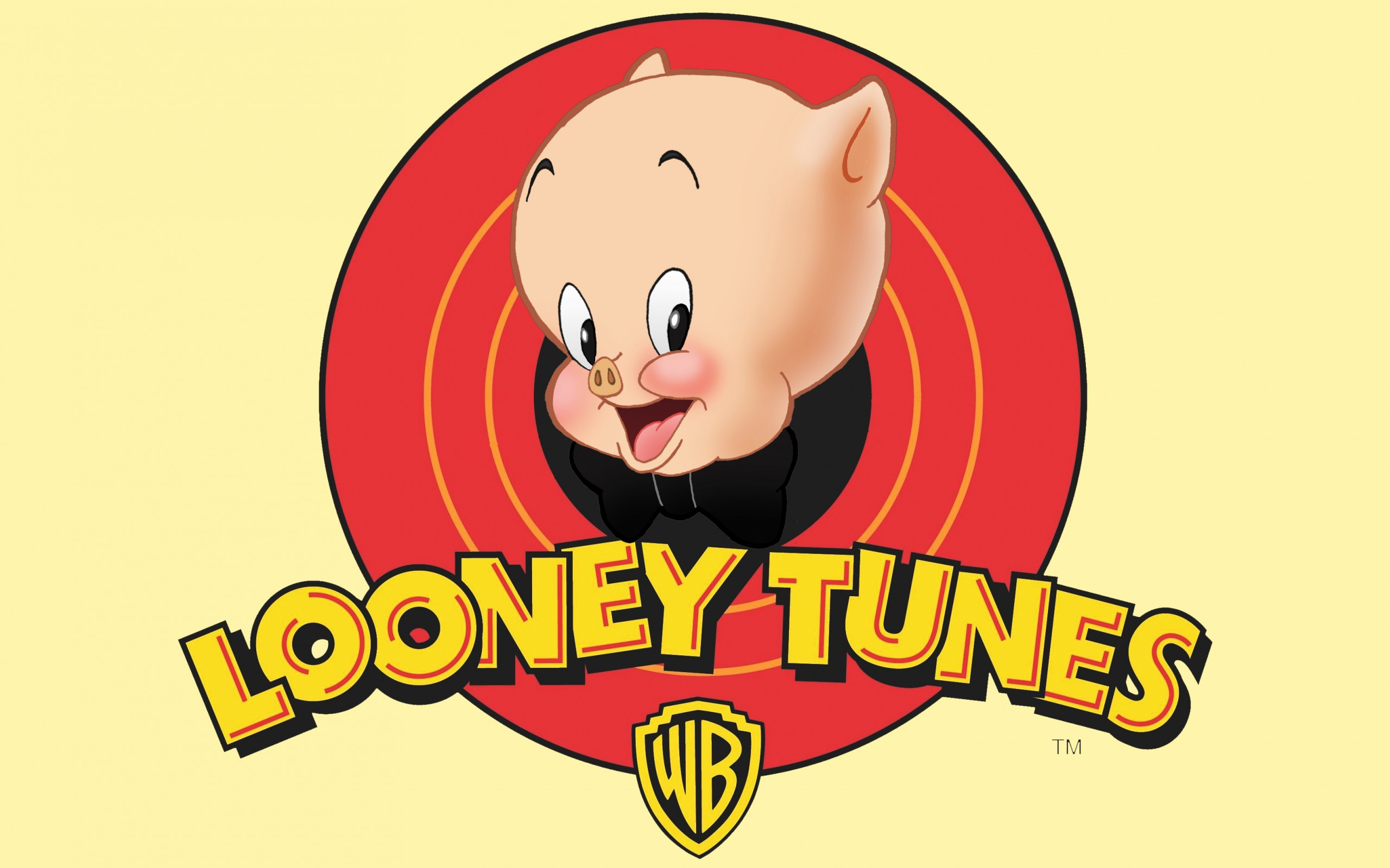 porky pig HD Wallpaper | Background Image | 2560x1600 | ID ...