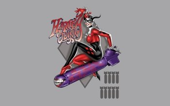Comics - Harley Quinn Wallpapers and Backgrounds ID : 482245