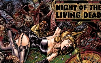Comics - Night Of The Living Dead Wallpapers and Backgrounds ID : 482665