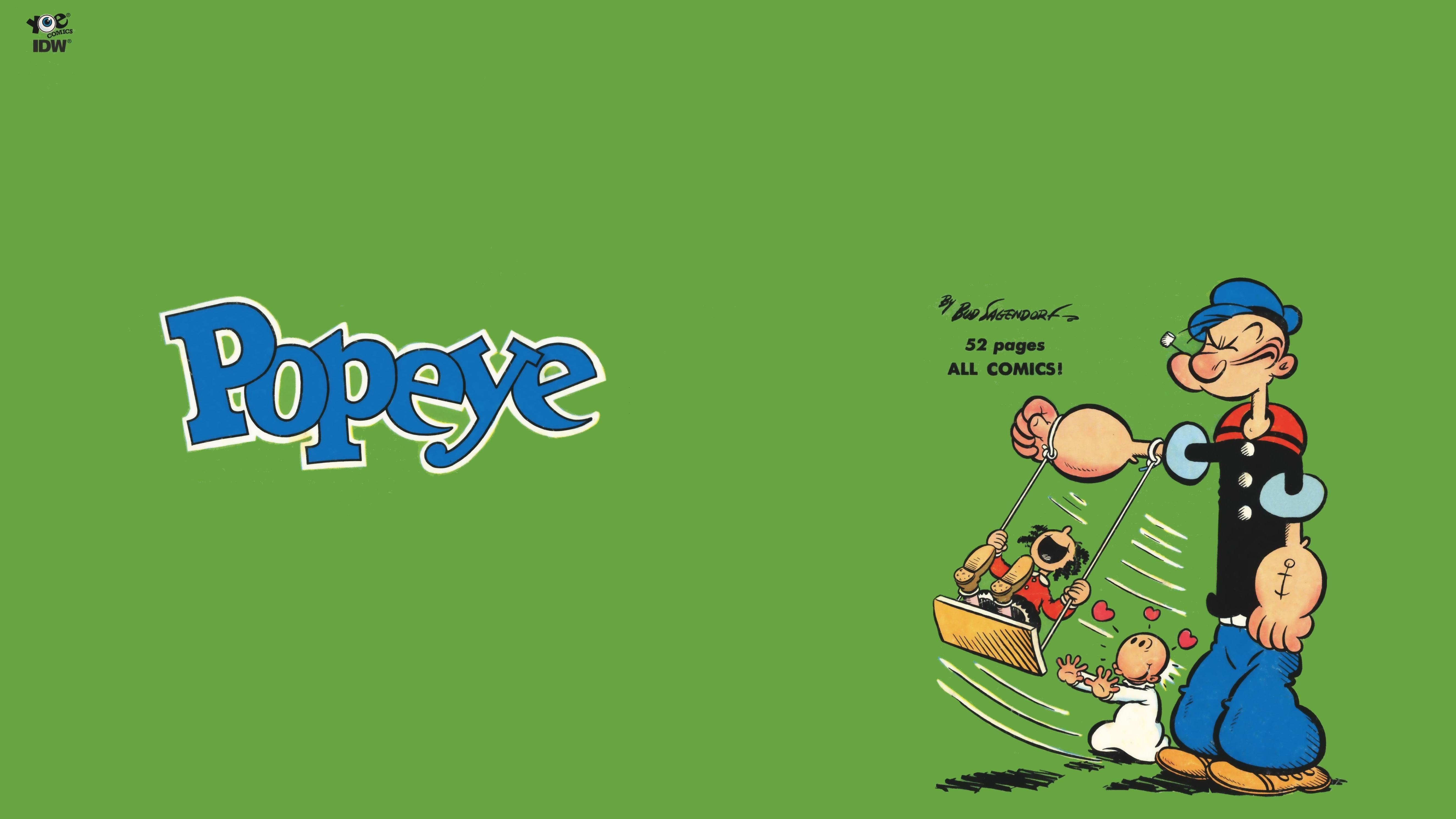 Popeye 5k Retina Ultra HD Wallpaper and Background Image ...