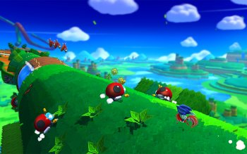 Video Game - Sonic Lost World Wallpapers and Backgrounds ID : 483040