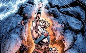 Комиксы - He-man And The Masters Of The Universe Wallpapers and Backgrounds ID : 483075