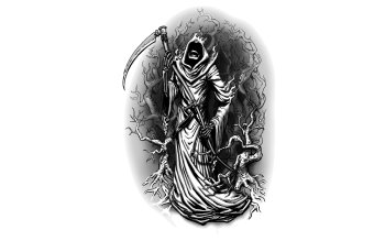 Dark - Grim Reaper Wallpapers and Backgrounds ID : 483177