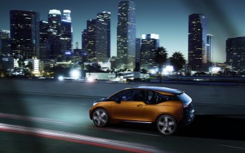 Vehículos - BMW I3 Coupe Concept Wallpapers and Backgrounds ID : 483490