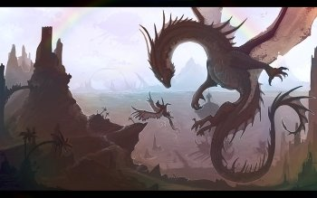 Fantasy - Dragon Wallpapers and Backgrounds ID : 483948