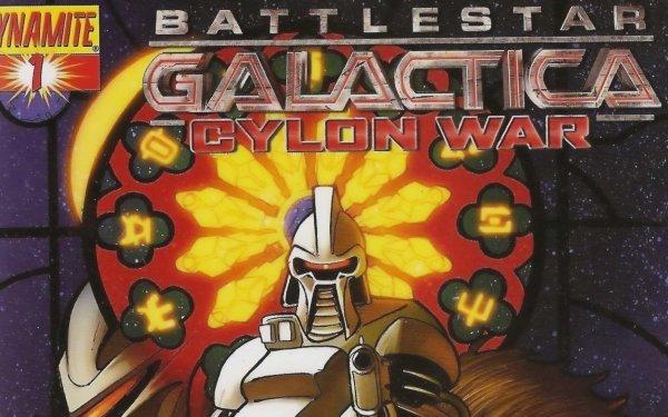 Comics Battlestar Galactica Cylon HD Wallpaper | Background Image