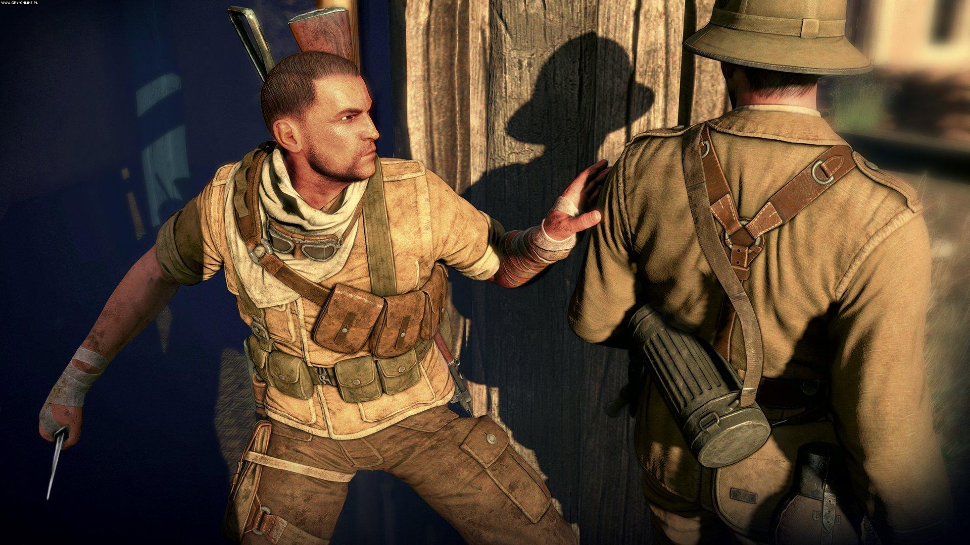 Sniper Elite 3 HD Wallpaper