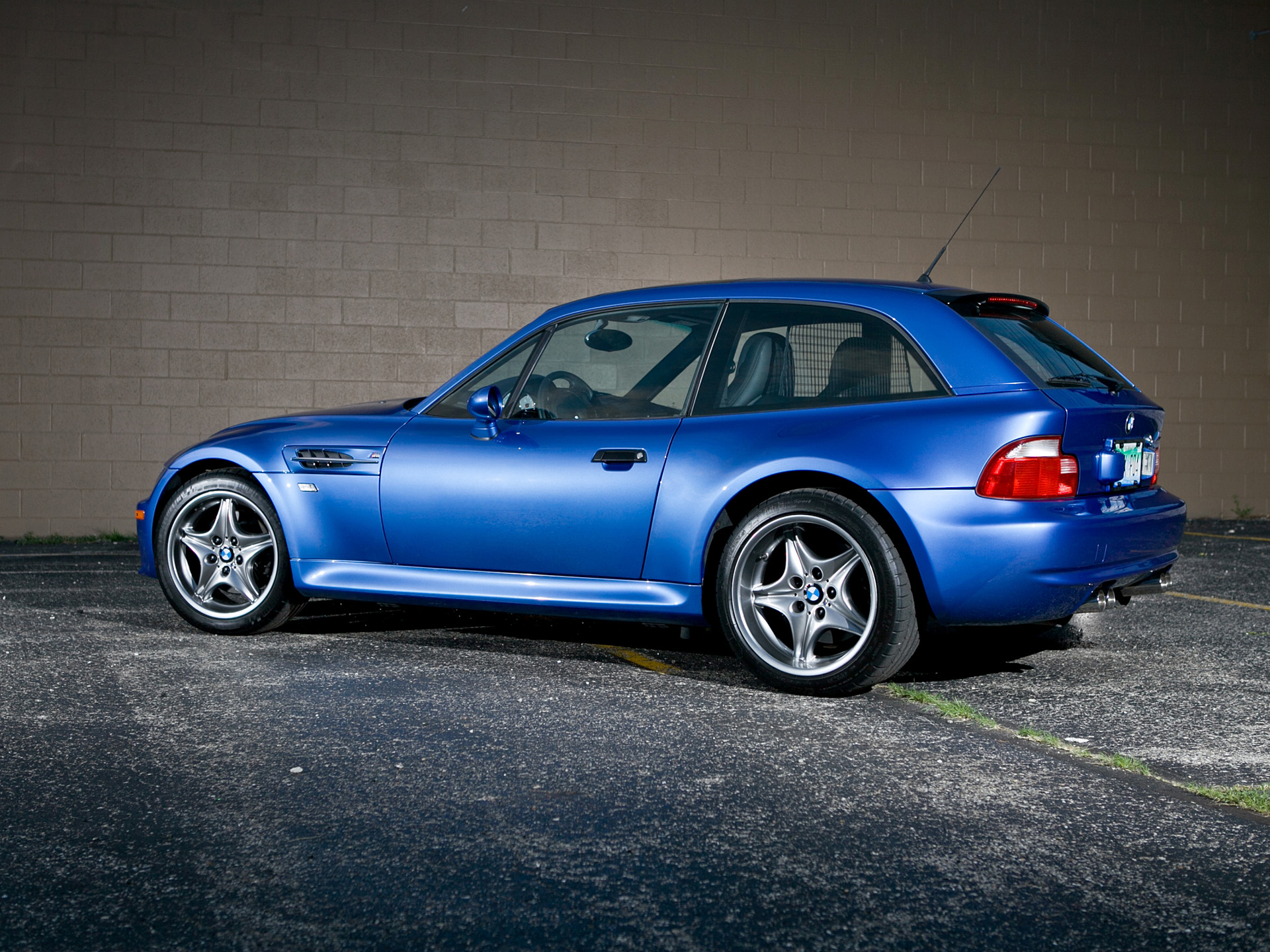 6 Bmw Z3 M Coupe Hd Wallpapers Background Images