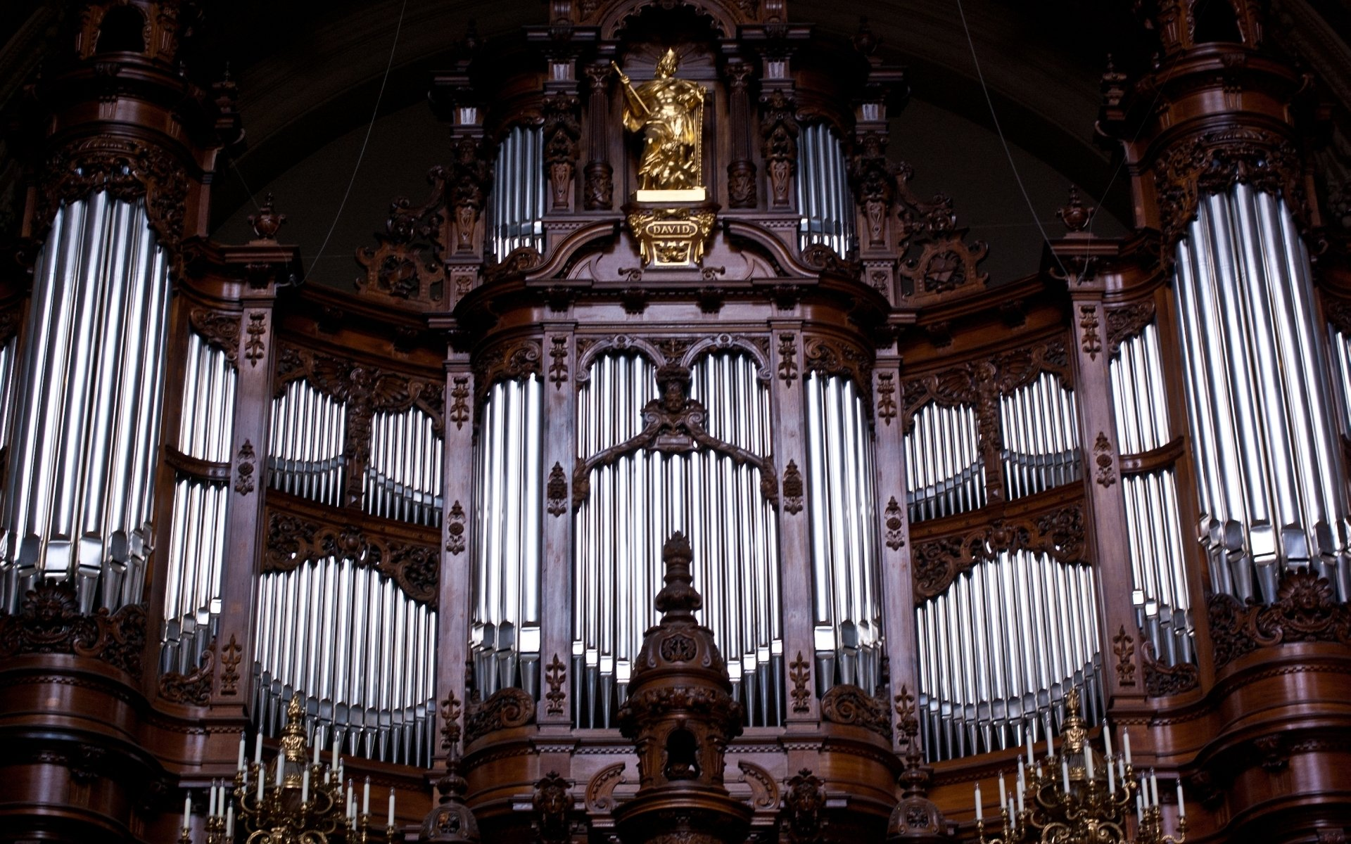 Berlin Cathedral Organ HD Wallpaper   Background Image   20x20