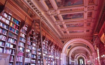 Man Made - Library Wallpapers and Backgrounds ID : 484246