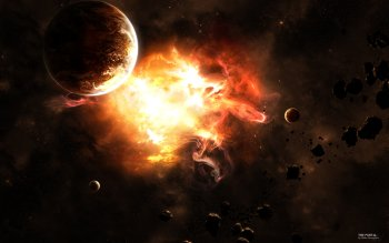 Science-Fiction - Planeten Wallpapers and Backgrounds ID : 484617