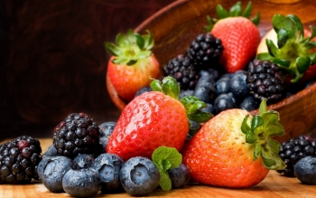 Alimento - Berry Wallpapers and Backgrounds ID : 484686
