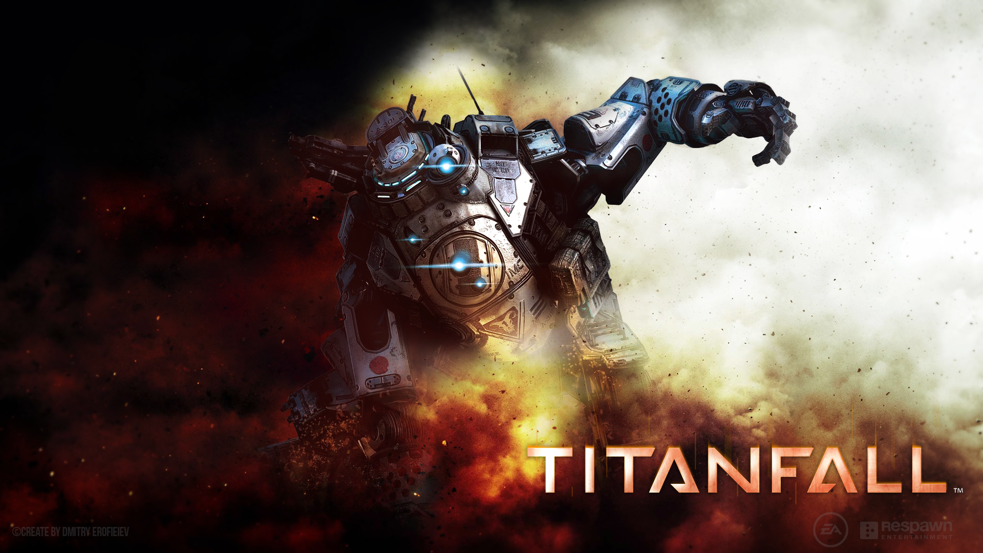 Titanfall Wallpapers Big Hd Wallpaper Background Image