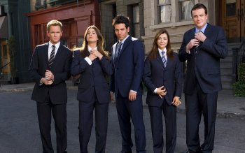 TV Show - How I Met Your Mother Wallpapers and Backgrounds ID : 485315