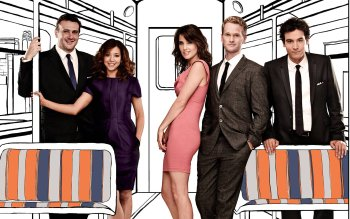 TV Show - How I Met Your Mother Wallpapers and Backgrounds ID : 485335