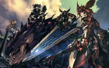 Video Game - Monster Hunter Wallpapers and Backgrounds ID : 485466