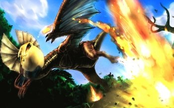Video Game - Monster Hunter Wallpapers and Backgrounds ID : 485470