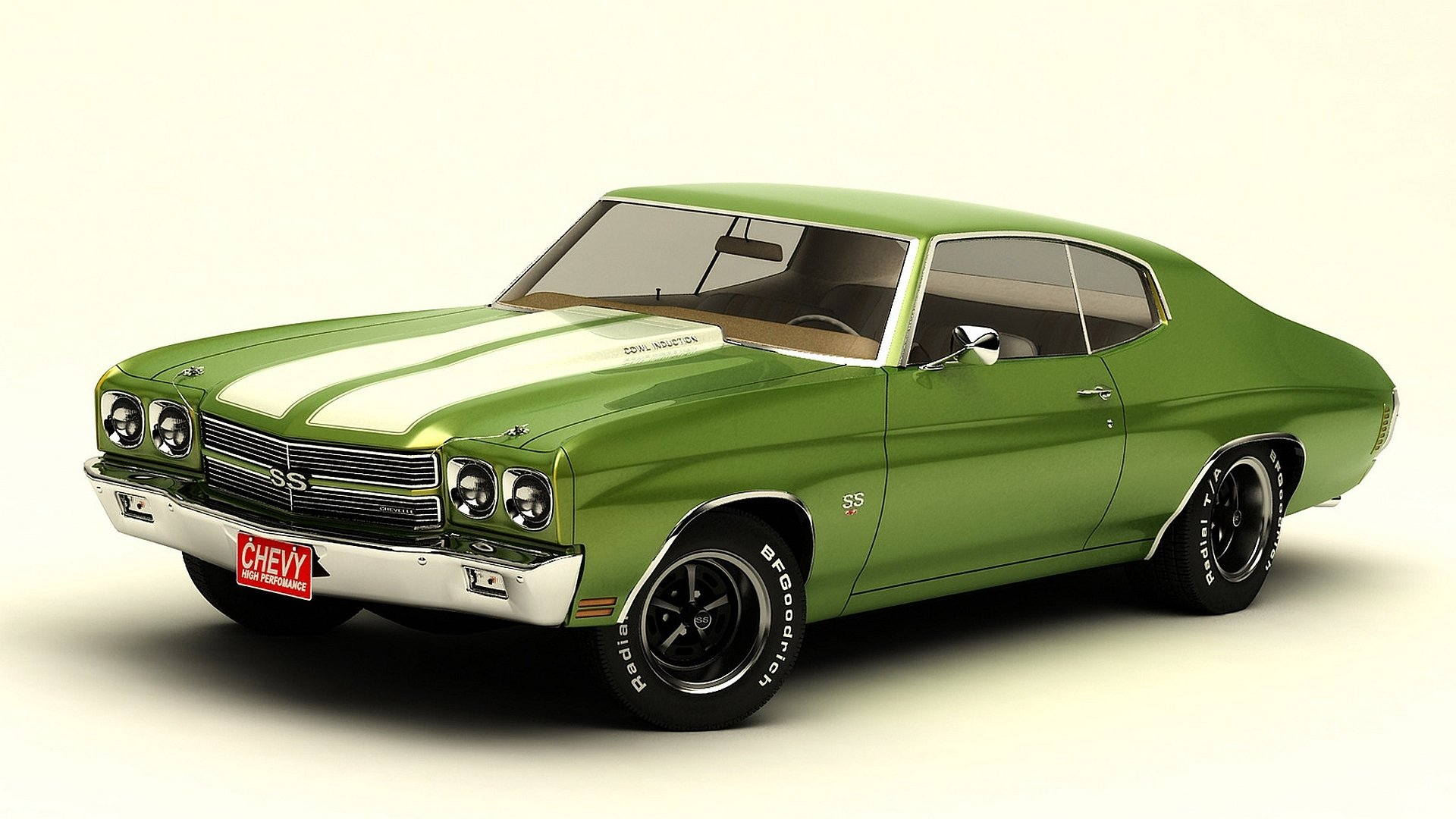 chevrolet chevelle full hd wallpaper and background