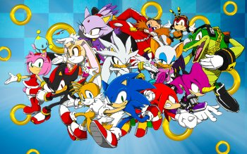 Video Game - Sonic The Hedgehog Wallpapers and Backgrounds ID : 486873