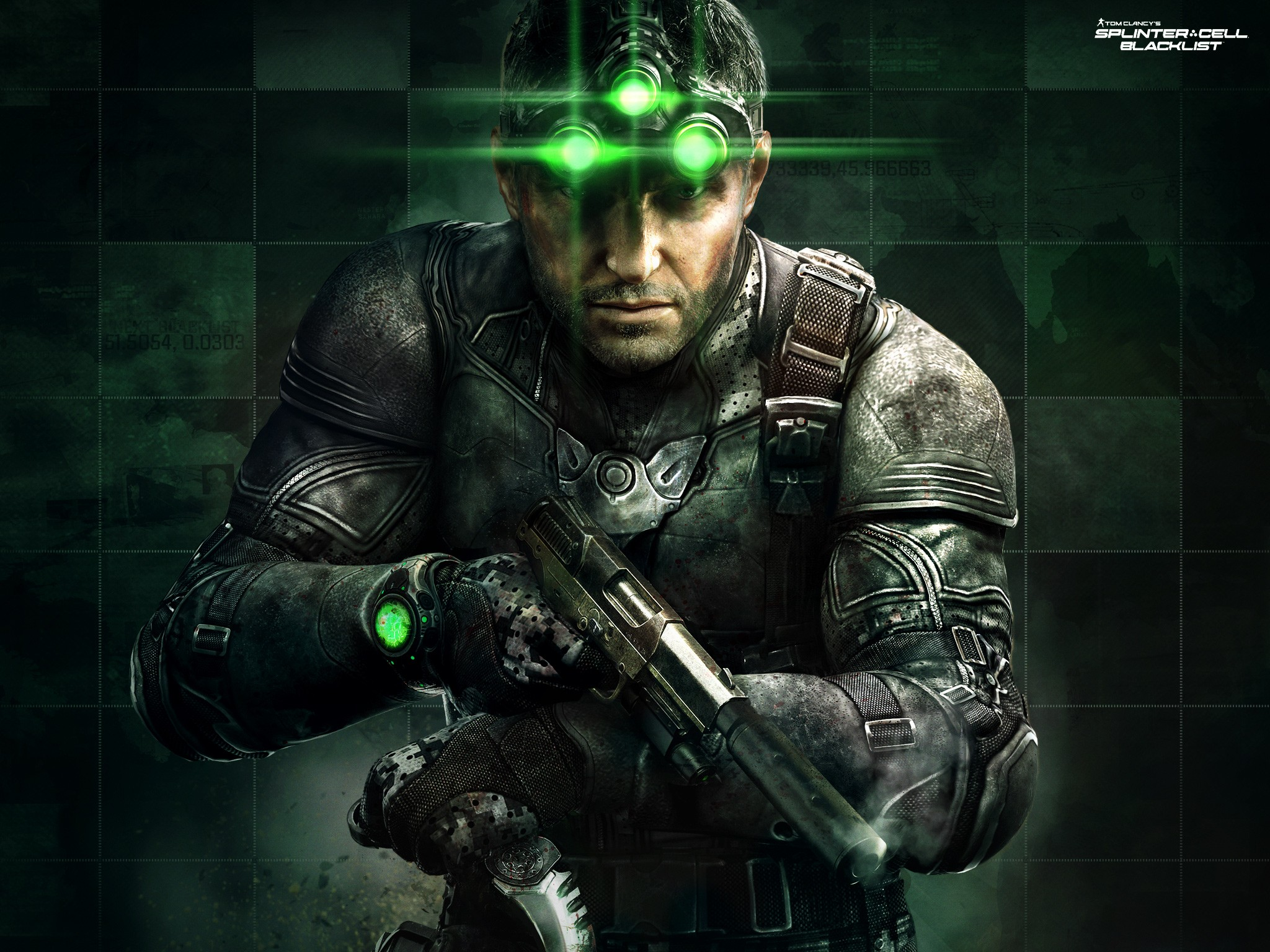 26 sam fisher hd wallpapers | background images - wallpaper abyss