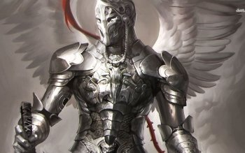 Fantasy - Angel Warrior Wallpapers and Backgrounds ID : 487345