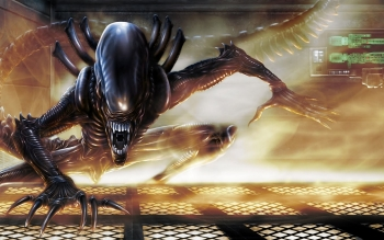 Science-Fiction - Alien Wallpapers and Backgrounds ID : 488065