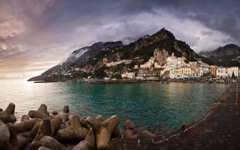 Man Made - Amalfi Wallpapers and Backgrounds ID : 488145