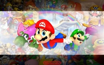 Video Game - Nintendo Wallpapers and Backgrounds ID : 488321