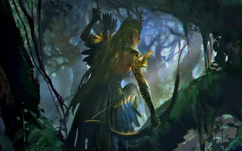Fantasy - Elf Wallpapers and Backgrounds ID : 488556