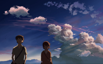 Anime - 5 Centimeters Per Second Wallpapers and Backgrounds ID : 488609