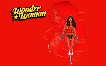 Comics - Wonder Woman Wallpapers and Backgrounds ID : 489215