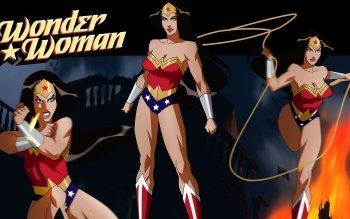 Comics - Wonder Woman Wallpapers and Backgrounds ID : 489218