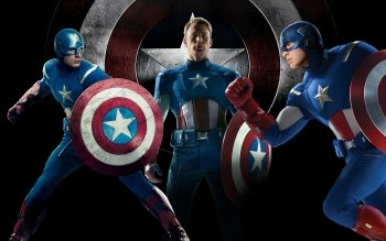 Movie - Captain America Wallpapers and Backgrounds ID : 489391