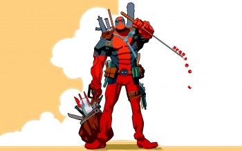 Comics - Deadpool Wallpapers and Backgrounds ID : 489977