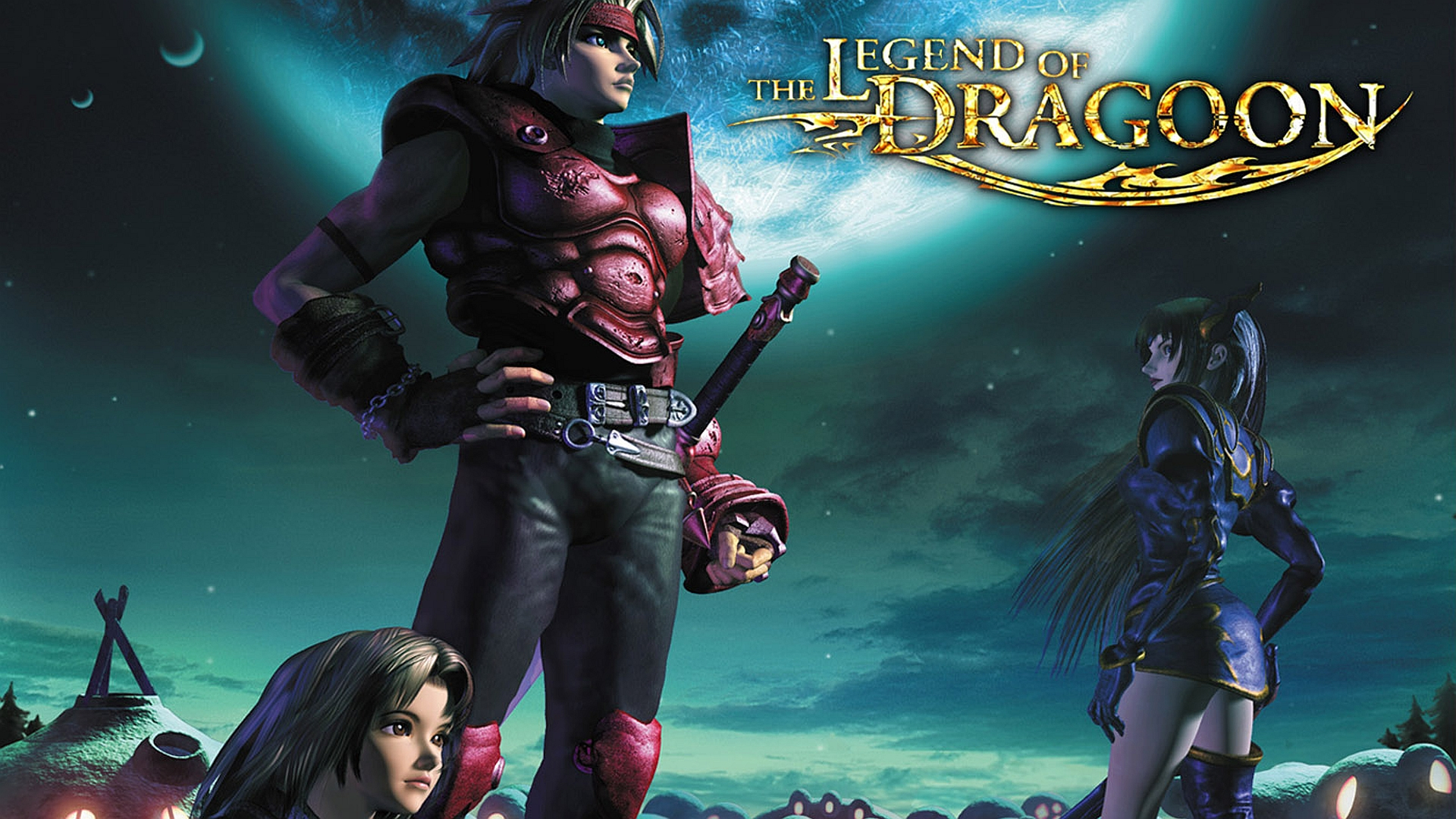 The Legend Of Dragoon Hd Wallpaper Background Image 1920x1080