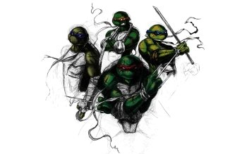 Комиксы - Tmnt Wallpapers and Backgrounds ID : 490014
