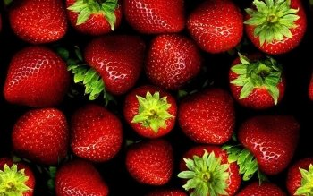 Voedsel - Strawberry Wallpapers and Backgrounds ID : 490240
