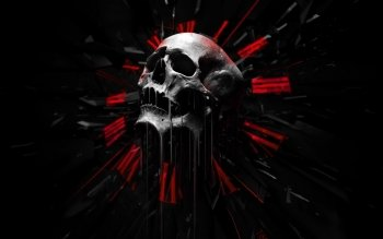 Dark - Skull Wallpapers and Backgrounds ID : 490268