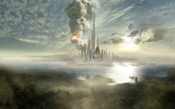 Sci Fi - City Wallpapers and Backgrounds ID : 490530