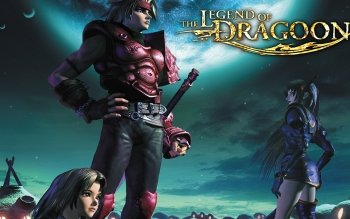 Video Game - Legend Of Dragoon Wallpapers and Backgrounds ID : 490556