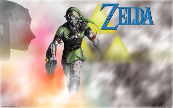 Computerspel - The Legend Of Zelda Wallpapers and Backgrounds