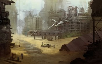 Video Game - Apocalypse City Wallpapers and Backgrounds ID : 490834