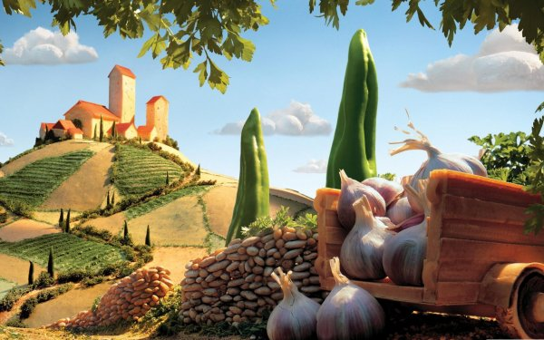 Artistic Landscape HD Wallpaper | Background Image