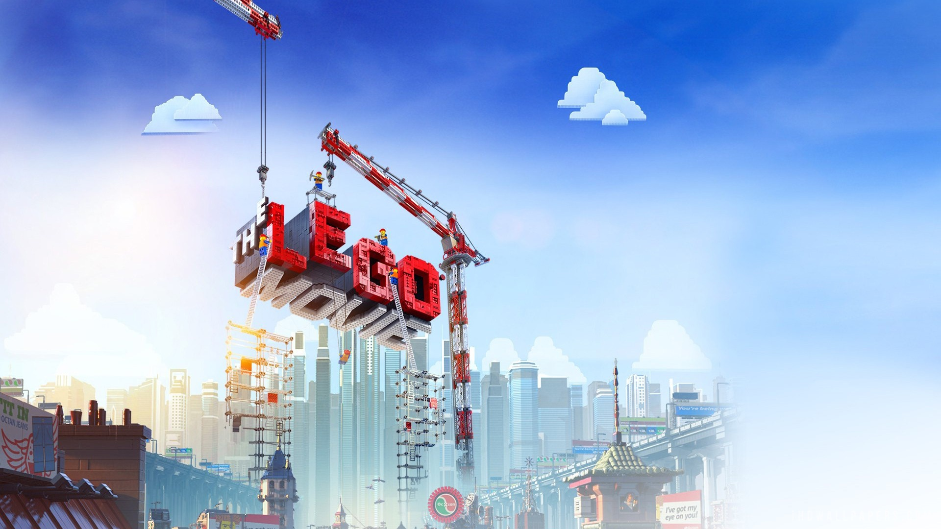 115 the lego movie hd wallpapers backgrounds wallpaper