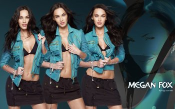 Celebrity - Megan Fox Wallpapers and Backgrounds ID : 491100