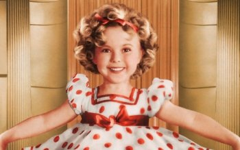 Celebrity - Shirley Temple Wallpapers and Backgrounds ID : 491132