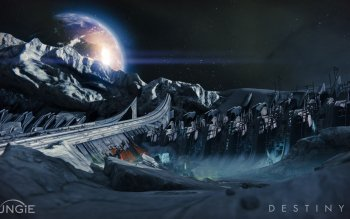 Video Game - Destiny Wallpapers and Backgrounds ID : 491344