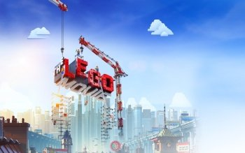 Film - The Lego Movie Wallpapers and Backgrounds ID : 491620
